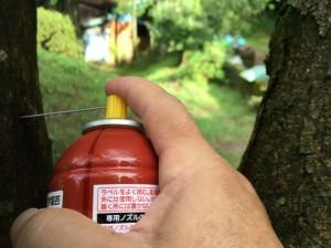 カミキリムシ殺虫剤