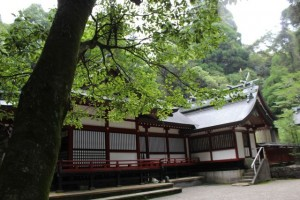 霧島東神社 本殿
