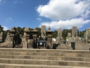 南洲神社 南洲墓地