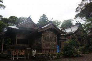 東霧島神社 拝殿